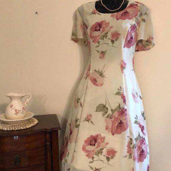 Roses Summer Dresses
